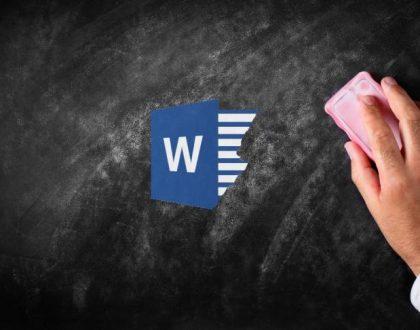 Cómo recuperar un archivo de Word sin guardar?