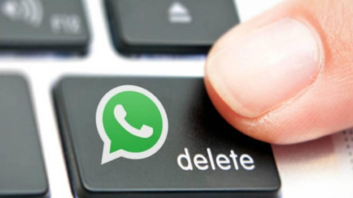 WhatsApp borrará tus mensajes el 12 de noviembre, así puedes evitarlo