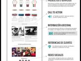 Anatomía de una web profesional